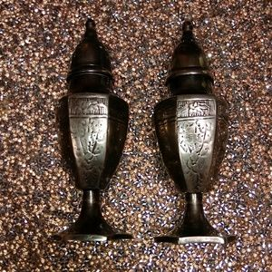Handmade Vintage shakers
